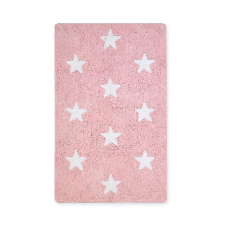 Χαλί 100X160 Moon Pink