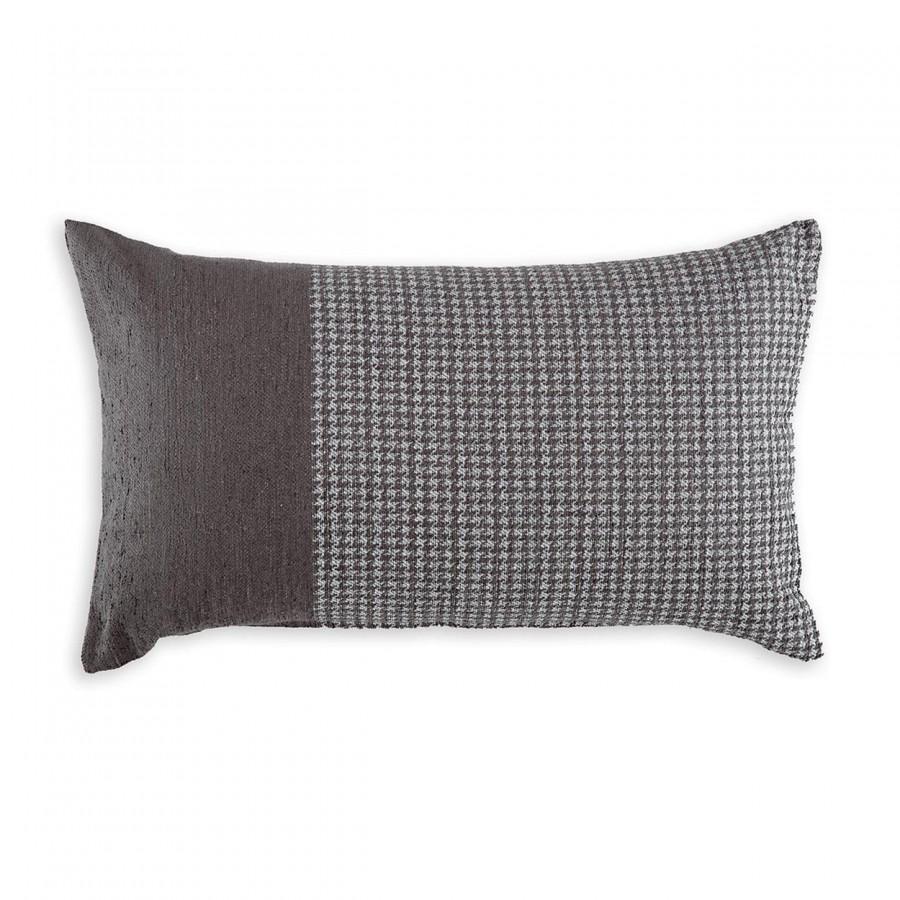 Διακοσμητικό Μαξιλάρι Cardiff Grey Nef-Nef  33X55