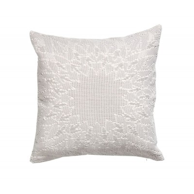 Διακοσμητικό Μαξιλάρι Dolores Ice 50x50