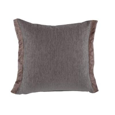 Διακοσμητικό Μαξιλάρι New Tanger Dark Grey - Light Grey Nef-Nef  45X45