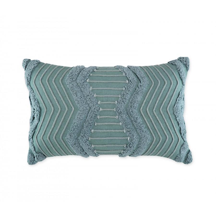 Διακοσμητικό Μαξιλάρι Phyllis Aqua Nef-Nef  33X55