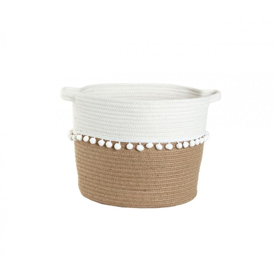 Καλάθι Soho 30X28 Cream