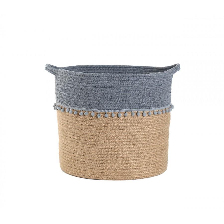 Καλάθι Soho 37X35 Grey