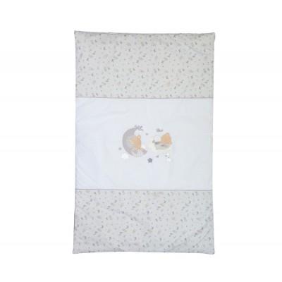 Κουβερλί Κούνιας Happy Dreaming 90x140