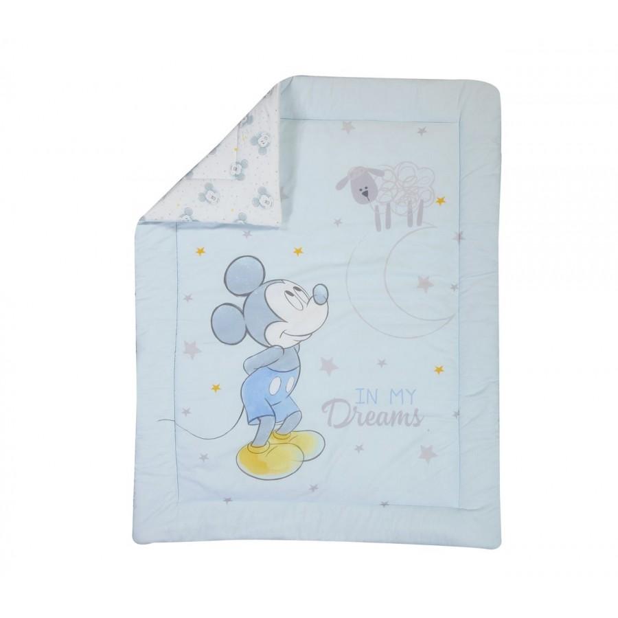 Κουβερλί Κούνιας Mickey's Dreams 110x140