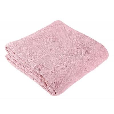 Κουβέρτα Υπέρδιπλη Dolores Pink 230x250