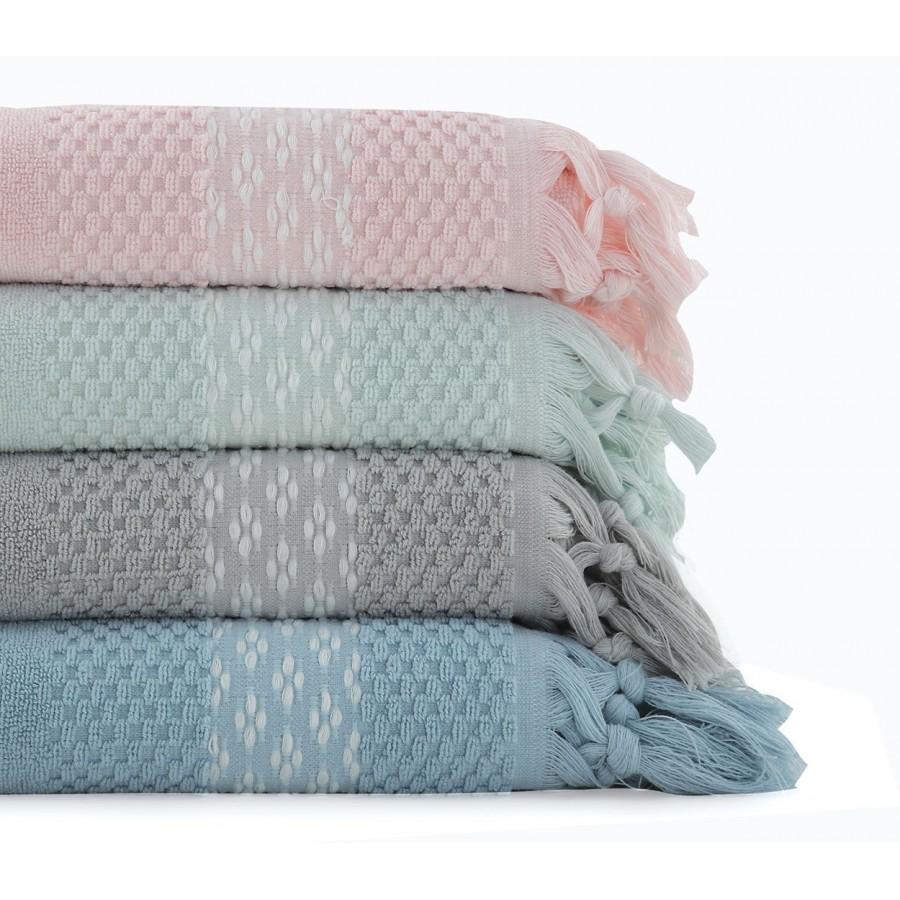 Πετσέτα Μπάνιου Elvia Blue 70x140