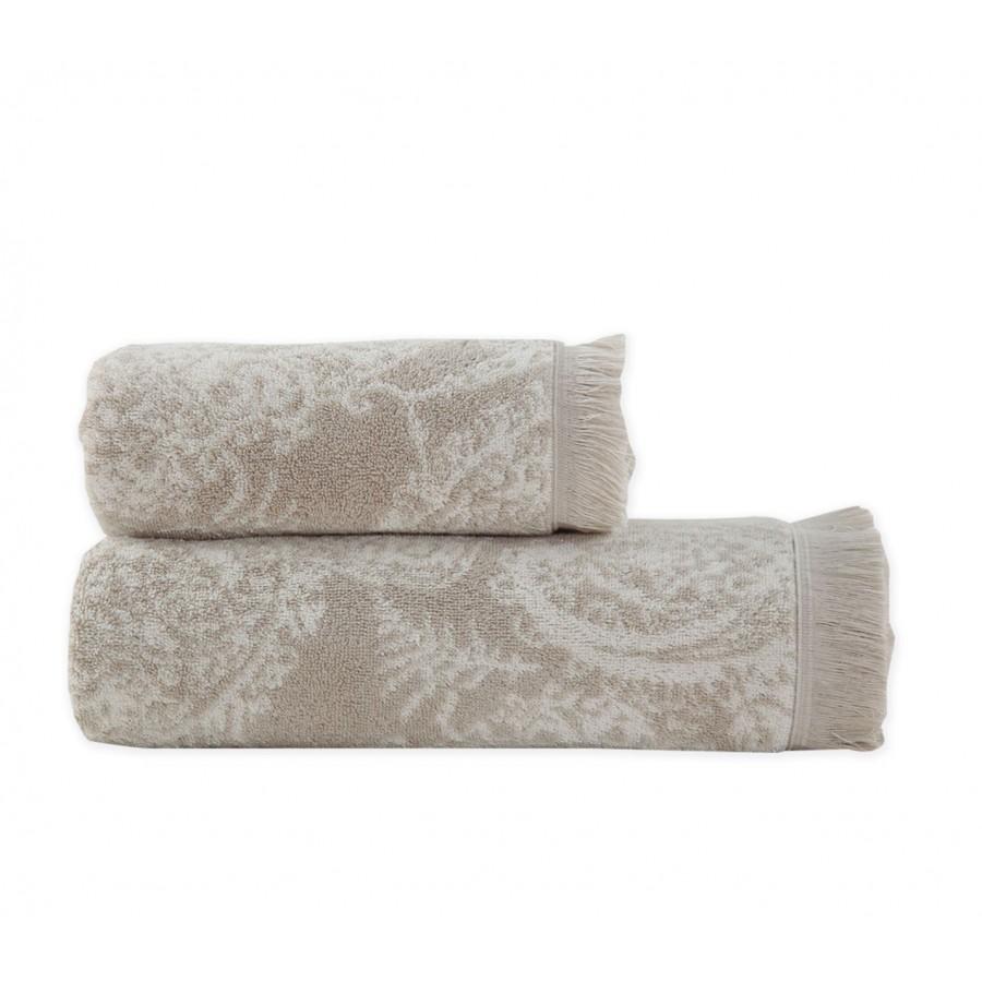 Πετσέτα Μπάνιου Ledicia Beige Nef-Nef  70X140