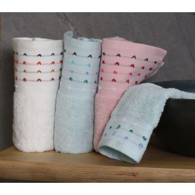 Πετσέτα Μπάνιου Spot Ecru 70x140