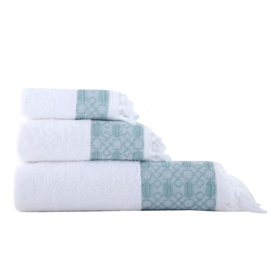 Πετσέτα Μπάνιου Vessi Aqua 70x140