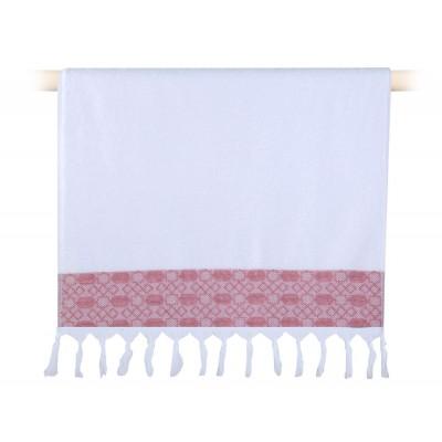 Πετσέτα Μπάνιου Vessi Pink 70x140