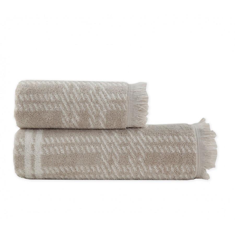 Πετσέτα Μπάνιου William Beige Nef-Nef  70X140