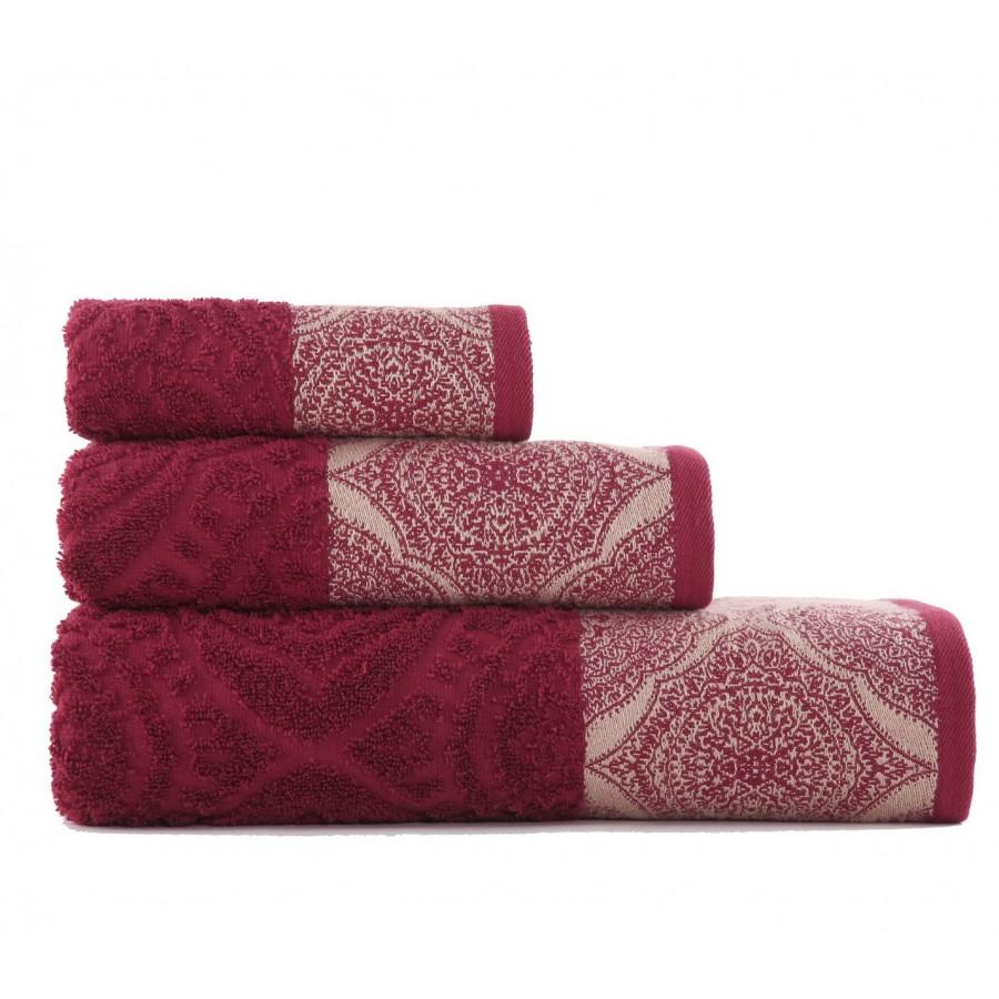 Πετσέτα Χεριών Ava Bordo Nef-Nef  30X50