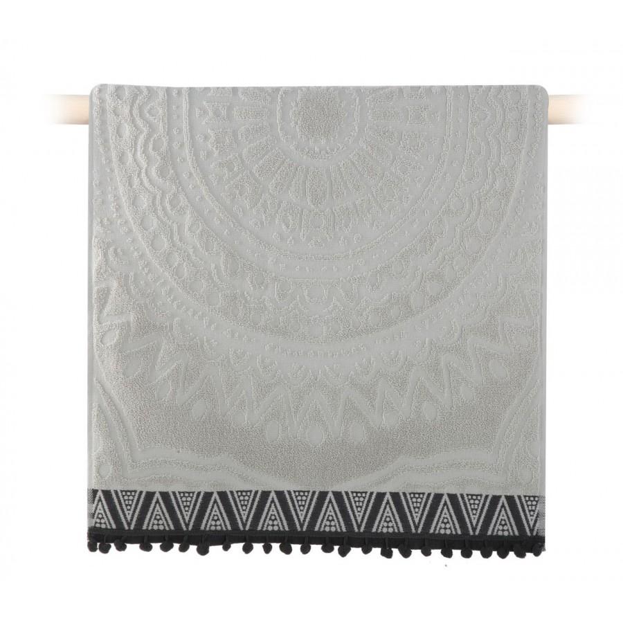 Πετσέτα Χεριών Diego Grey 30x50