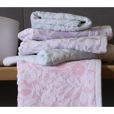 Πετσέτα Χεριών Mellow Pink 30x50