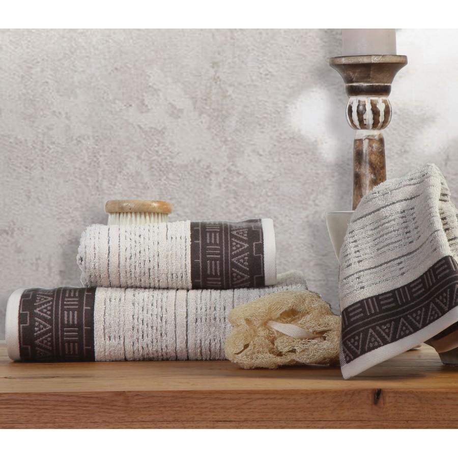 Πετσέτα Προσώπου Hartum Linen Nef-Nef  50X90