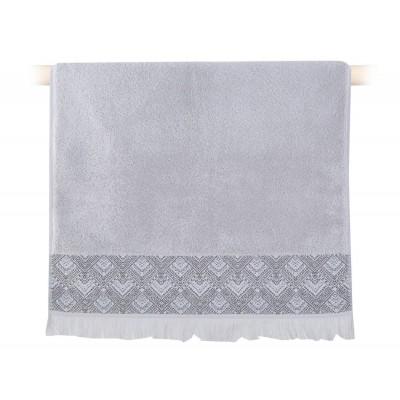 Πετσέτα Προσώπου Maya Grey 50x90