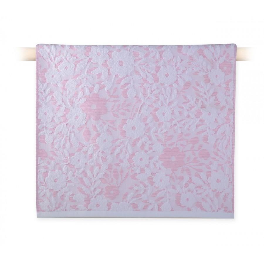 Πετσέτα Προσώπου Mellow Pink 50x90