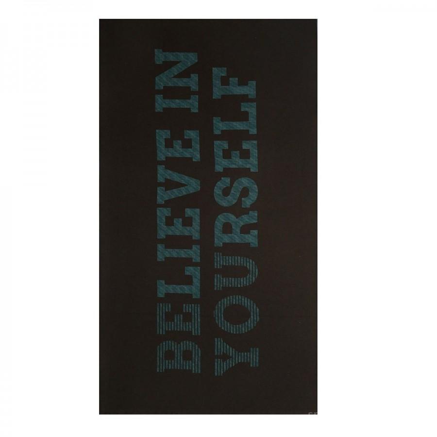 Πετσέτα Θαλάσσης Believe 90X170 Aqua