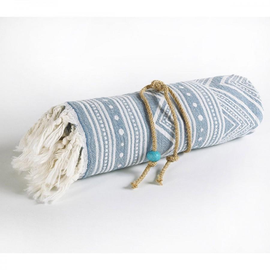 Πετσέτα Θαλάσσης Ethnic 90X170
