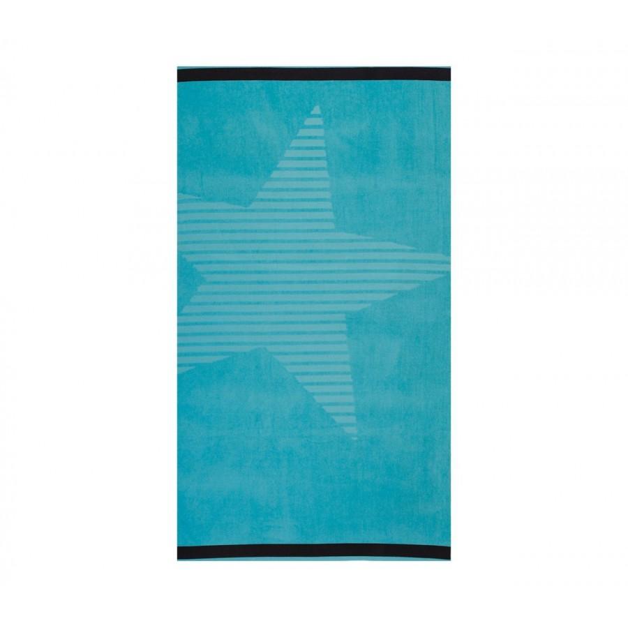 Πετσέτα Θαλάσσης Nef Nef Super Nova Blue Nef-Nef 80X160