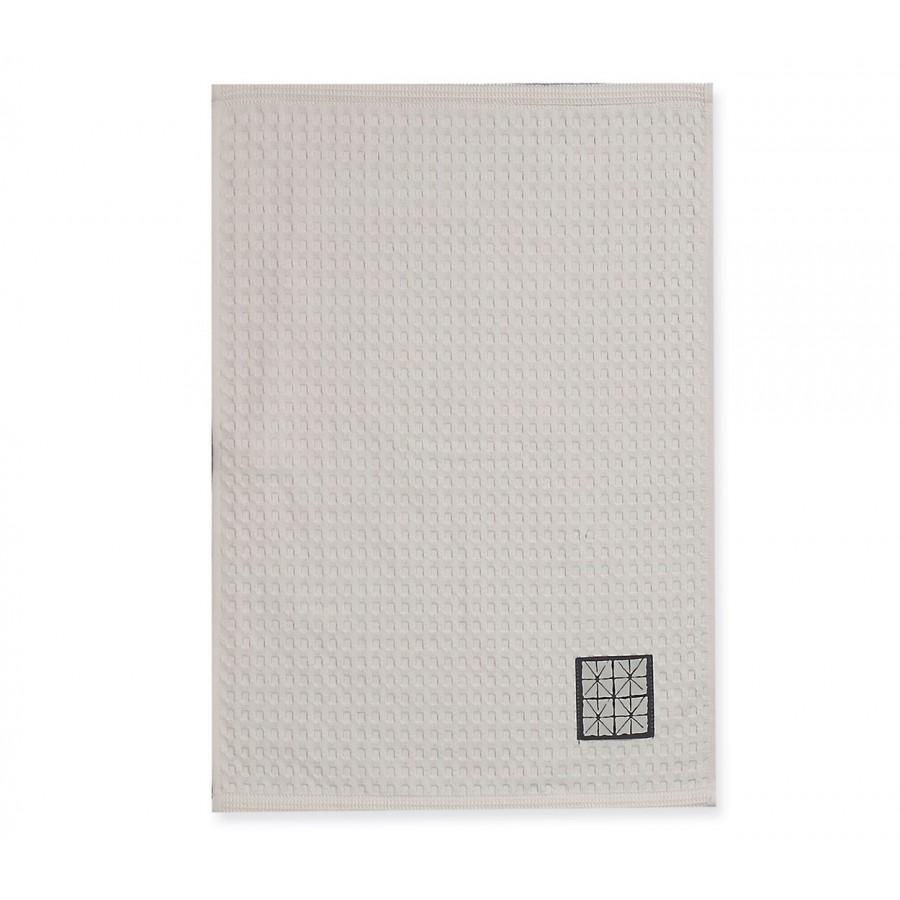Ποτηρόπανο Πικέ Astra Beige 45x68