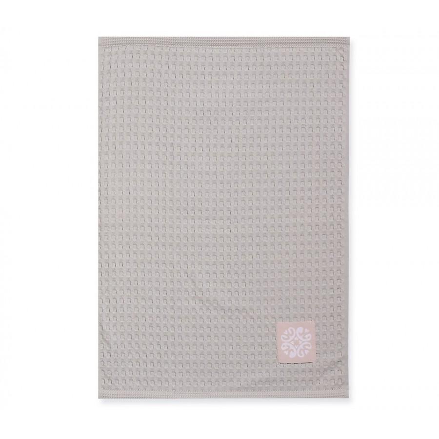 Ποτηρόπανο Πικέ Donanim Grey 45x68