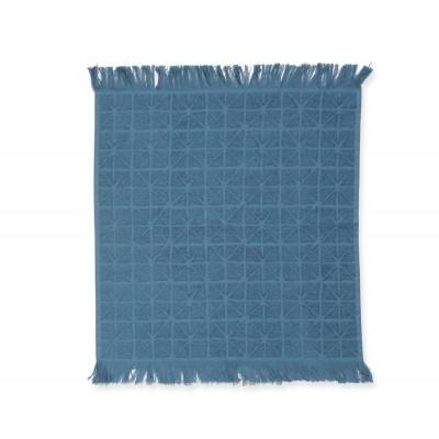 Ποτηρόπανο Πικέ Terry-Pike Astra Blue 50x50