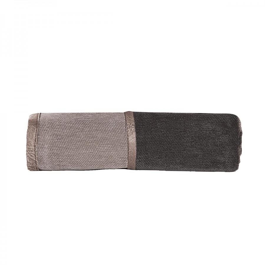 Ριχτάρι Πολυθρόνας New Tanger Dark Grey - Light Grey Nef-Nef  180X180