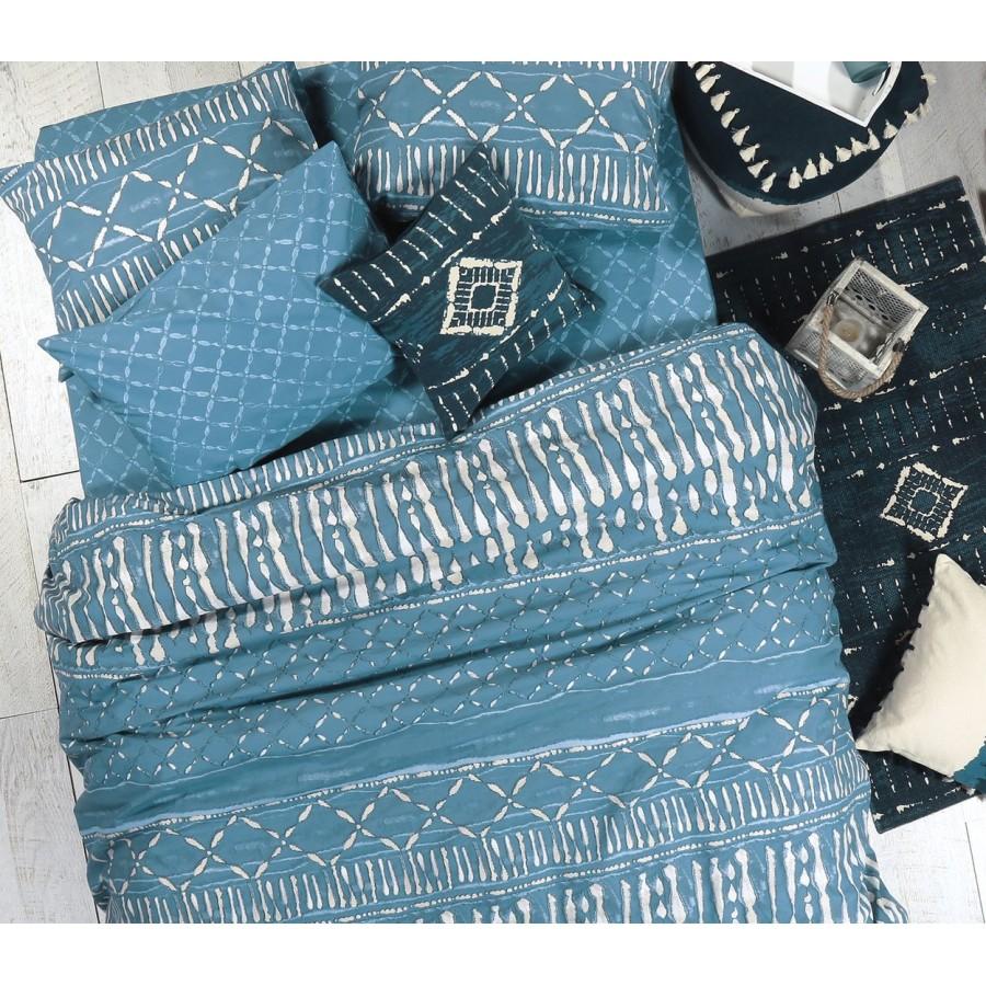 Σεντόνια King Size Σετ Batik 180x200+32