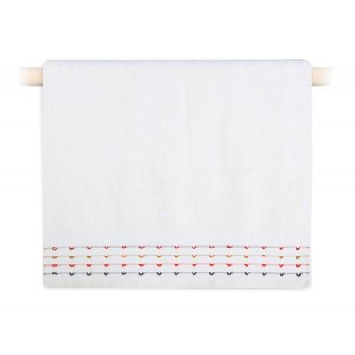 Σετ Πετσέτες 3 τμχ Spot Ecru 30x50 - 50x90 - 70x140