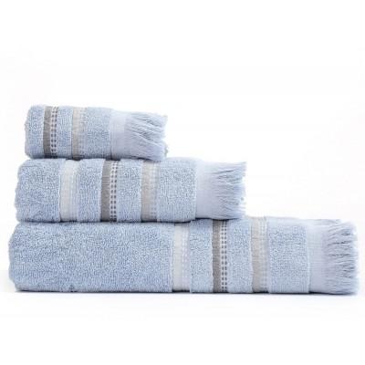 Σετ πετσέτες Μπάνιου Nef-Nef Limit Blue