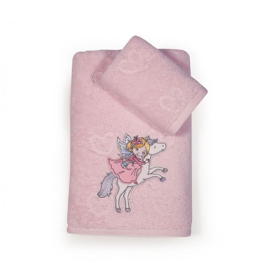 Σετ Πετσέτες Παιδικές I Love My Unicorn  Nef-Nef  30X50 - 70X140