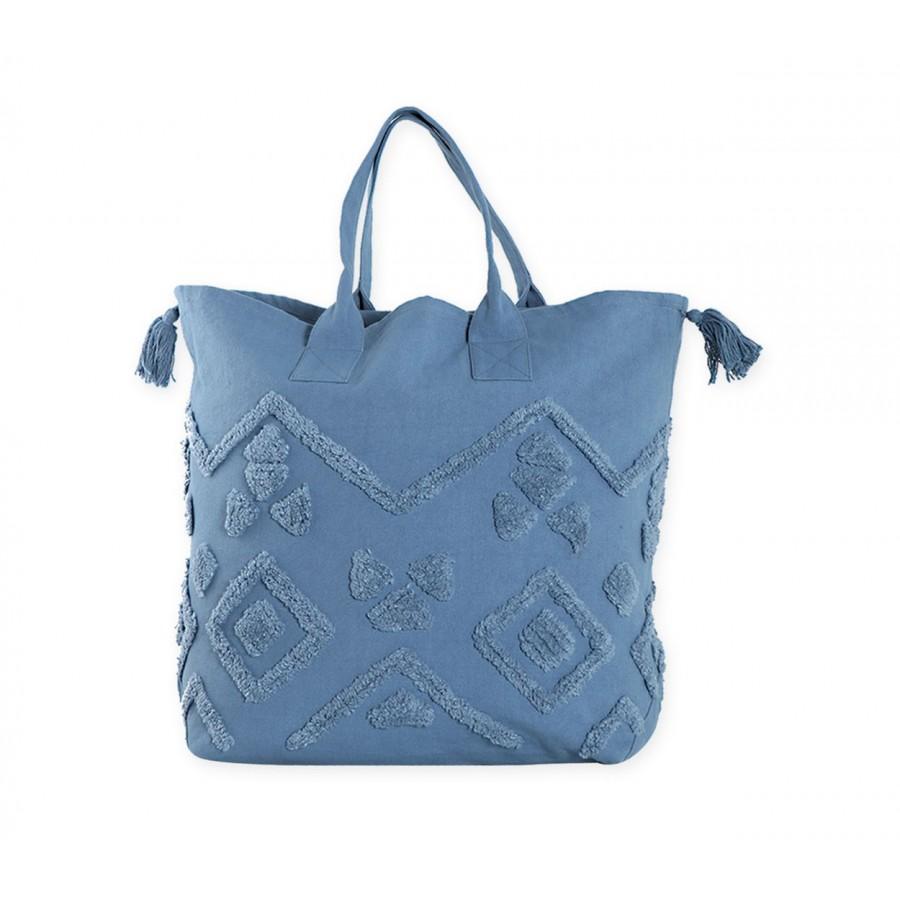 Τσάντα Θαλάσσης True 54X40 Jean