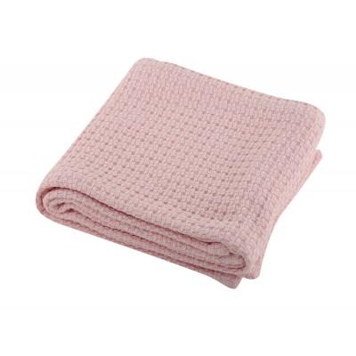 Βρεφική Κουβέρτα Αγκαλιάς Miracle 19 Pink 80x110