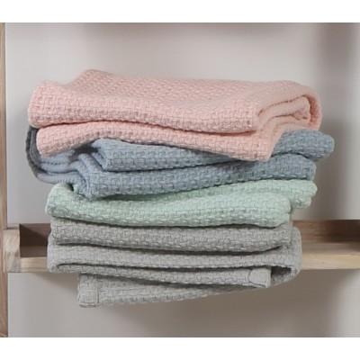 Βρεφική Κουβέρτα Κούνιας Miracle 19 Grey 110x150