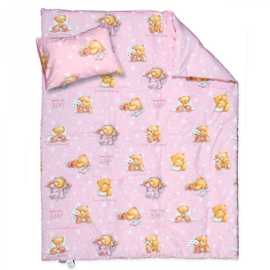 Βρεφική Παπλωματοθήκη Nef Nef Forever Sleepy Nef Nef 110x150