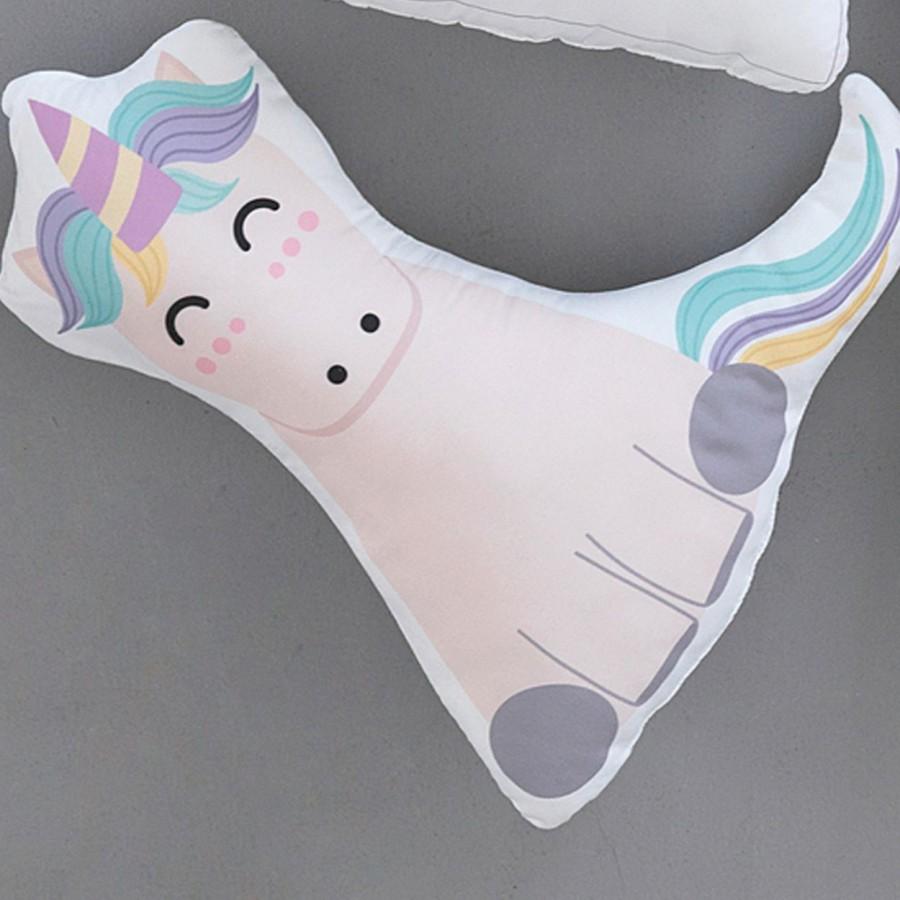 Διακοσμητικό Μαξιλάρι Baby unicorn 42X50 Palamaiki