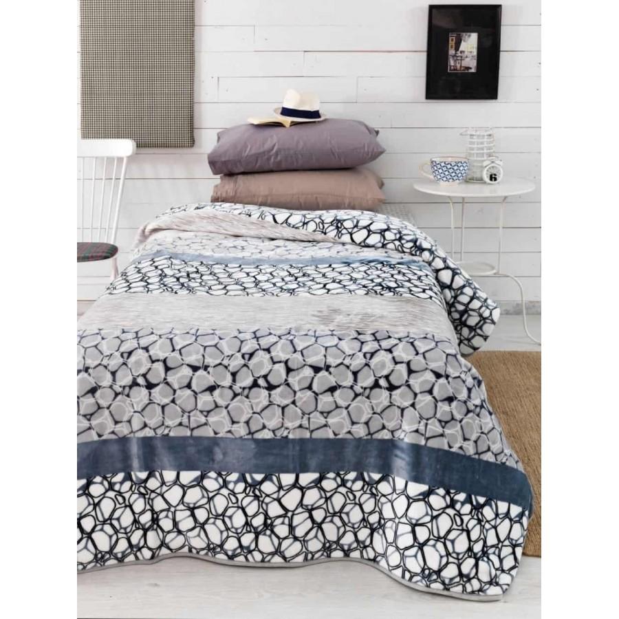 Ημίδιπλη Κουβέρτα sy-249 160X240 Palamaiki
