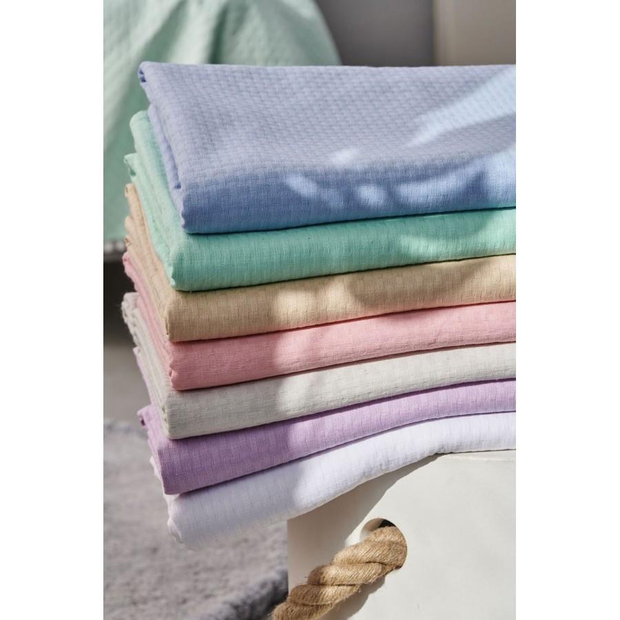 Κουβέρτα Ημίδιπλη Abbey Grey Palamaiki 170X250