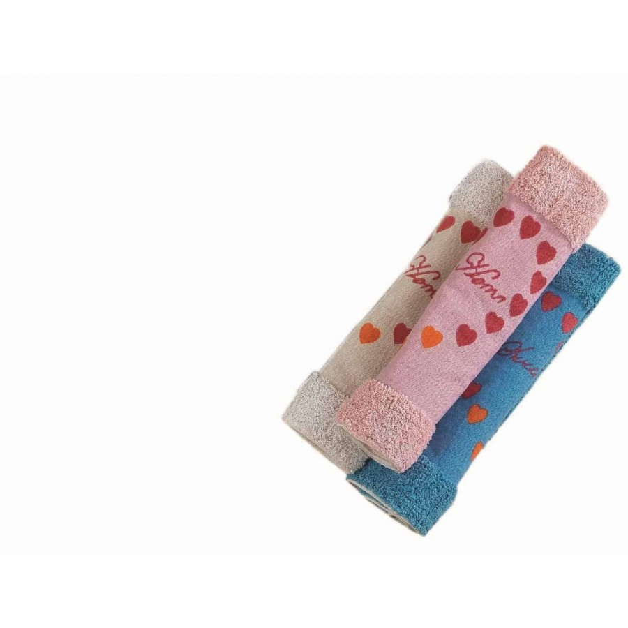 Πατάκι μπάνιου sweet Ροζ 50X80 Palamaiki