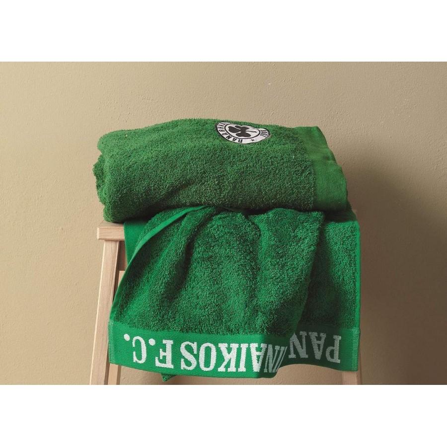 Πετσέτα Μπάνιου panathinaikos 70X140 Palamaiki