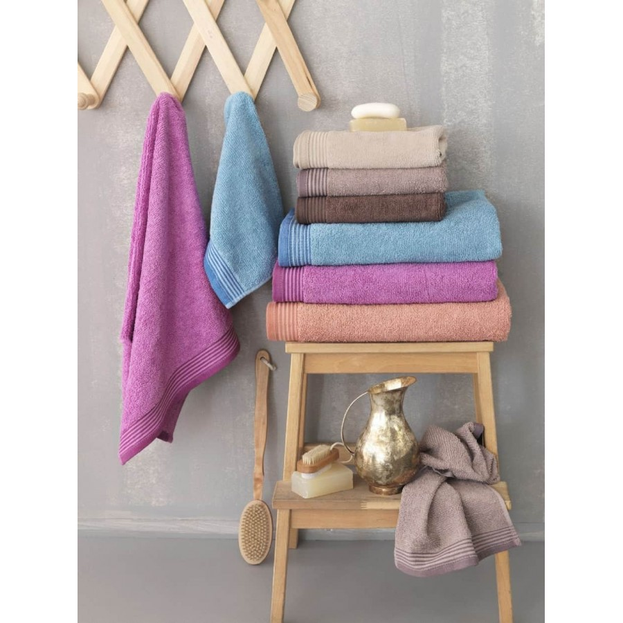 Πετσέτες προσώπου louna Spinx 50X100 Palamaiki