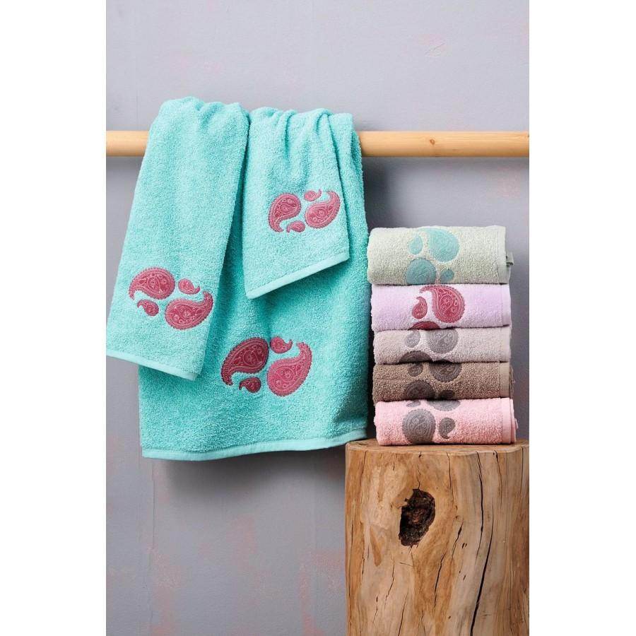 Πετσέτες Σετ Mala Mushroom Palamaiki 30X50 - 50X90 - 70X140