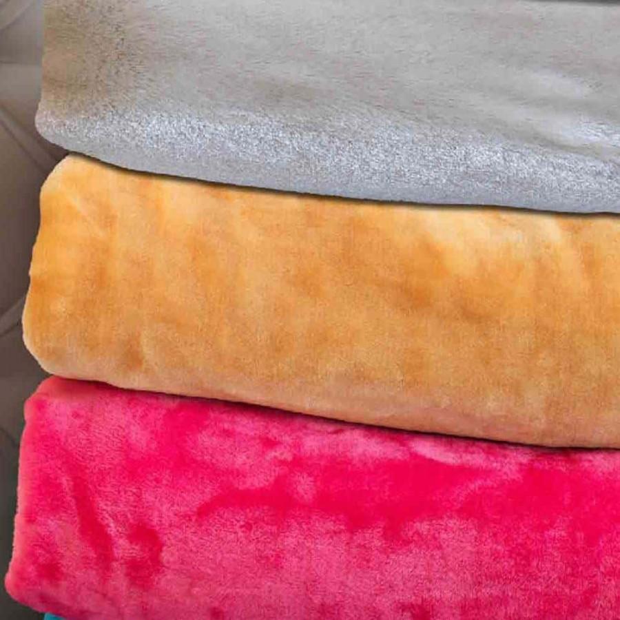 Κουβέρτα Velour 160X240 Χρώμα Tyrol Salmon