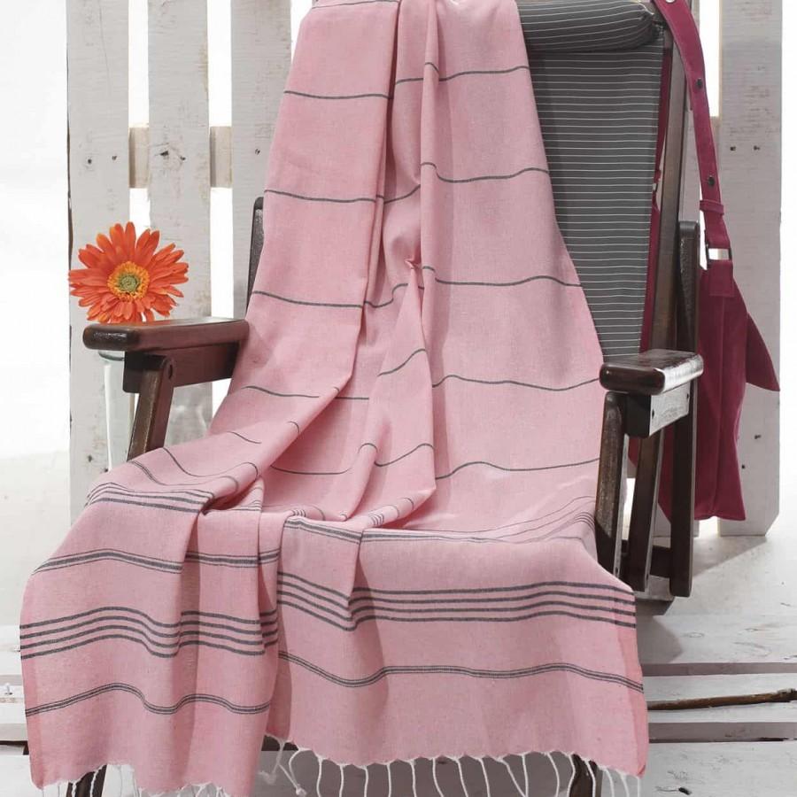 Παρεό Pesthemal 100X180 Rocks Pink