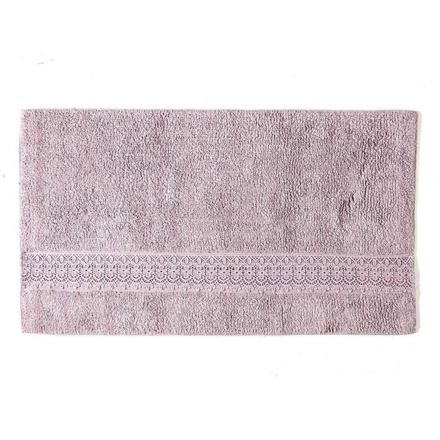 Πατάκι Μπάνιου 50x90 Lace Lilac