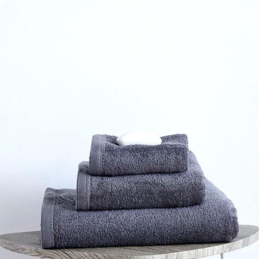Πετσέτα Μπάνιου 100x150 Primus Carbon
