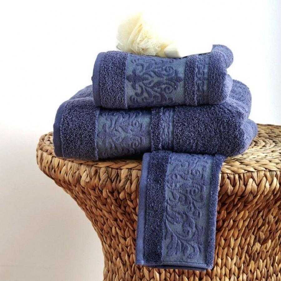 Πετσέτα Μπάνιου 70x140 Bryan Blue