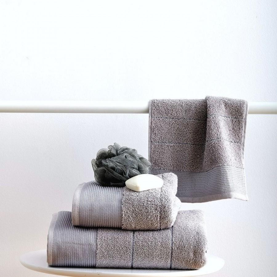 Πετσέτα Μπάνιου 70x140 Gary Grey